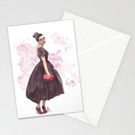 Daring Debutante Stationery Cards