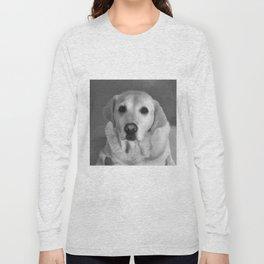 Cookies PLEASE! B&W Long Sleeve T-shirt