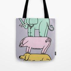 ANIMAL TOTUM Tote Bag
