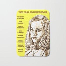 The Last Picture Show Bath Mat