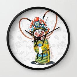 Beijing Opera Character   Monkey King Wall Clock