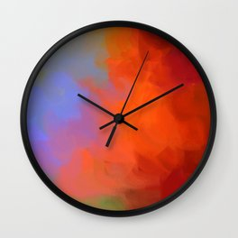 Recalled By Messages Wall Clock