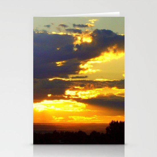 Sunset Splendor Stationery Cards