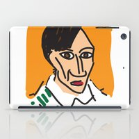 picasso iPad Cases featuring Picasso by John Sailor