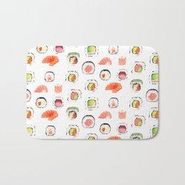 Sushi Time! Bath Mat