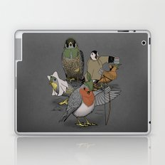 Robin and his merry friends. Laptop & iPad Skin