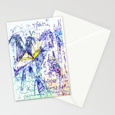 Miami Concussion Stationery Cards