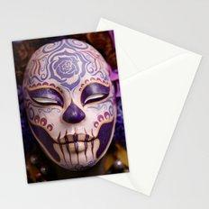Violet Harvest Muertita Detail Stationery Cards