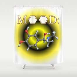 Mood - Adrenaline Shower Curtain
