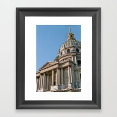 Napoleon's Mausoleum - Paris, France Framed Art Print
