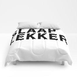 Slaap Lekker Comforters