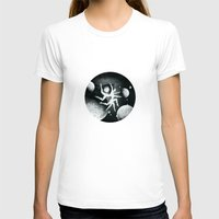 atlas T-shirts featuring Atlas Helix by Richard George Davis