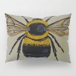 Bumble Bee Pillow Sham