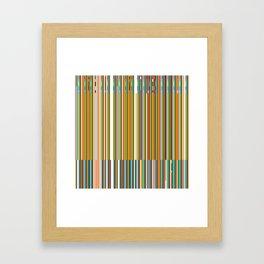 f#ck up two Framed Art Print