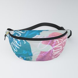 pk and lj  Fanny Pack