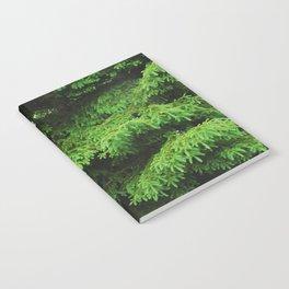 Greenery I Notebook