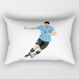 Luis Suarez Rectangular Pillow