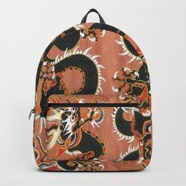 Sun Snake Backpack