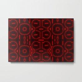 Colorandblack series 1139 Metal Print