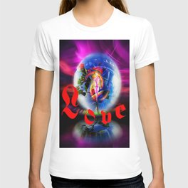 Love greetings  by  Airmail. T-shirt