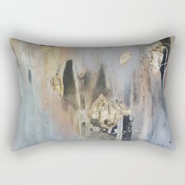 Over Black 3 Rectangular Pillow