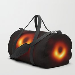 BLACK HOLE - First-Ever Image of a Black Hole Duffle Bag