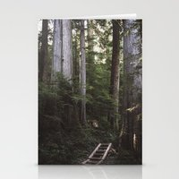 giants Stationery Cards featuring Among Giants by Frances Dierken