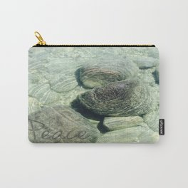 """""""Peace"""" of nature Carry-All Pouch"""