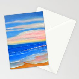 Peacefully Pink Stationery Cards