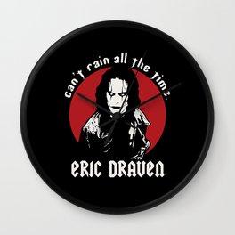 Eric Draven Wall Clock