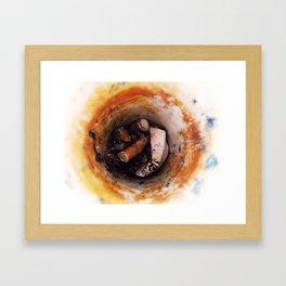 Alice's Cigarettes Framed Art Print