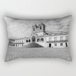 Sanctuary of Our Lady of Nazare Rectangular Pillow