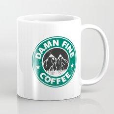 Damn Fine Coffee Mug
