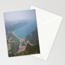 The Gulf of Gökova and Akyaka Town Stationery Cards