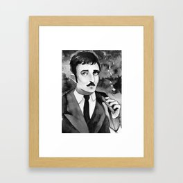 Gomez Framed Art Print
