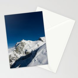 Mont Blanc . 7 Stationery Cards