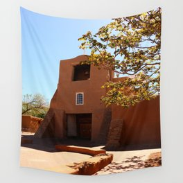 San Miguel Chapel Wall Tapestry