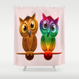 Friendship Shower Curtain