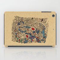 medieval iPad Cases featuring - medieval - by Magdalla Del Fresto