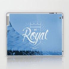 Be Royal Laptop & iPad Skin