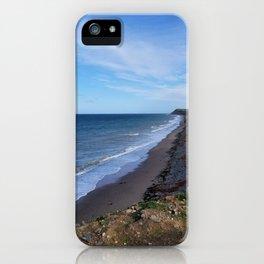 Irish Sea 01 iPhone Case