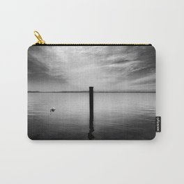 Swan Between Heaven, Earth and Water Carry-All Pouch