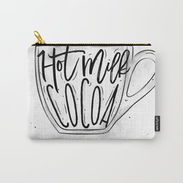Chocolate milk cup Carry-All Pouch