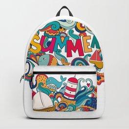 Summer Logo Backpack