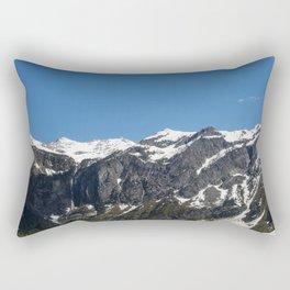 Avalanche Trail Rectangular Pillow