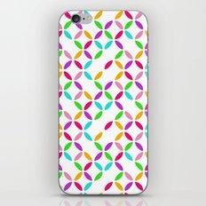 Colour Block iPhone & iPod Skin