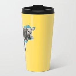 Mooing machine Travel Mug