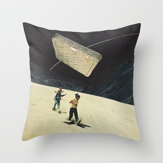 dream team... Throw Pillow