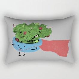 Super Salad Rectangular Pillow