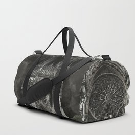 Cathedral Black Duffle Bag